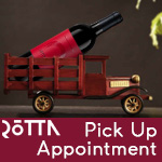 Pick Up Appointment